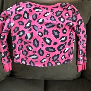 Justice Shirts & Tops - Justice size 8 crop top sweater